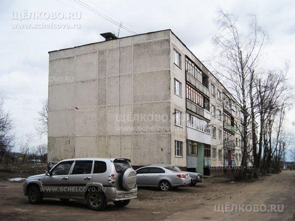 Фото деревня Огуднево, дом 6 - Щелково.ru