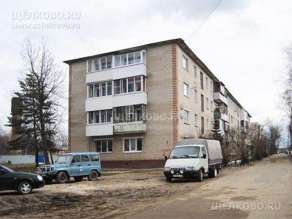 Фото дом № 7 в деревне Огуднево Щелковского района - Щелково.ru