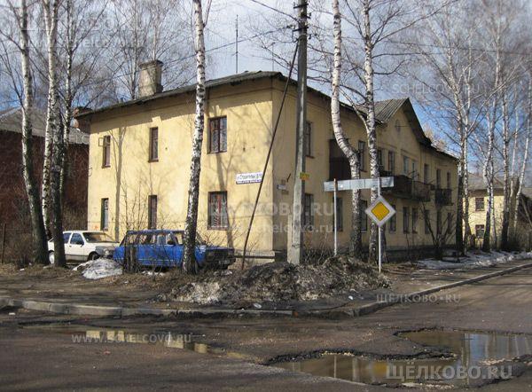 Фото г. Щелково, ул. Строителей, дом 8/16 - Щелково.ru