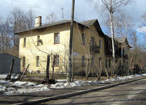 Фото г. Щелково, ул. Строителей, дом 9 - Щелково.ru