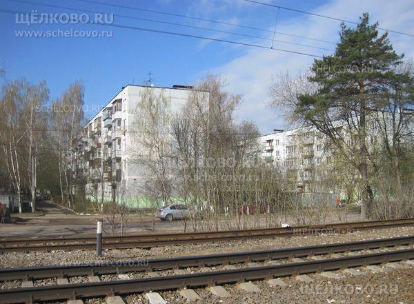 Фото г. Щелково, микрорайон Бахчиванджи, улица Беляева, дома 47 и 49 - Щелково.ru