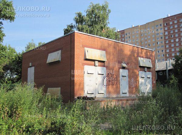 Фото трансформаторная подстанция №621 на улице Кооперативная в Щелково - Щелково.ru