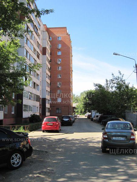 Фото 2-й Центральный проезд г. Щелково, слева— дома № 9 и 9а по улице Центральная - Щелково.ru