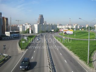 Фото Фряновского шоссе города Щёлково