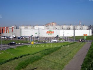 Адрес Щелково, пр-т Пролетарский, 18 («Глобус») - 22 мая 2012 г.