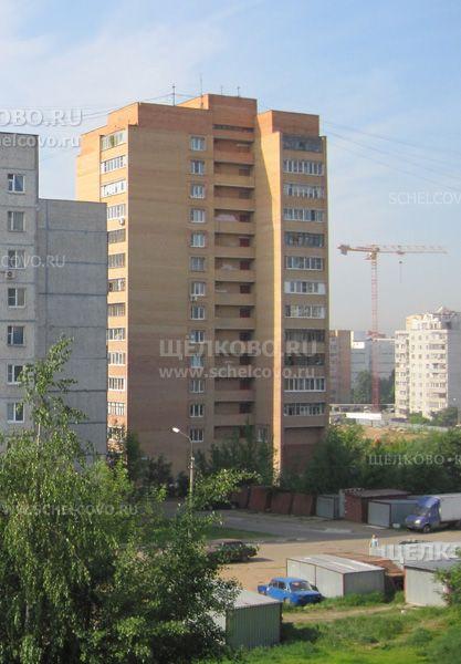 Фото дом № 18 по улице Комсомольская г. Щелково - Щелково.ru