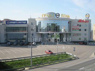 Щелково, ш. Фряновское, 1 (ТЦ «Гранд Плаза») - 22 мая 2012 г.