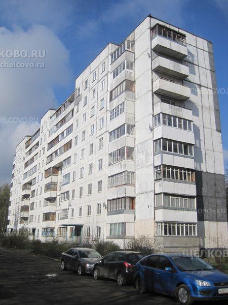 Фото г. Щелково, микрорайон Чкаловский, ул. Радиоцентр-5, дом 13 - Щелково.ru