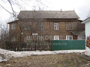 Щелково, ул. Пионерская, 6 - 15 апреля 2011 г.