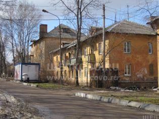 Щелково, ул. Строителей, 13 - 15 апреля 2011 г.