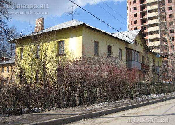Фото г. Щелково, ул. Строителей, дом 17/15 - Щелково.ru