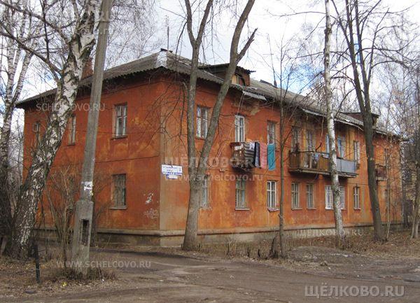 Фото г. Щелково, 1-й Первомайский проезд, дом 14 - Щелково.ru