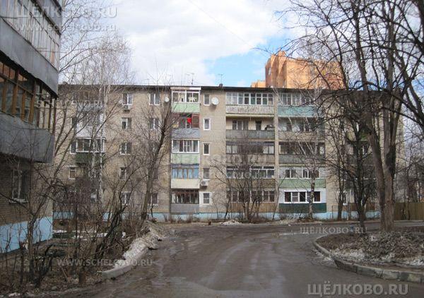 Фото г. Щелково, ул. 8-е Марта, дом 15 (расположен на улице 2-й Пятилетки) - Щелково.ru