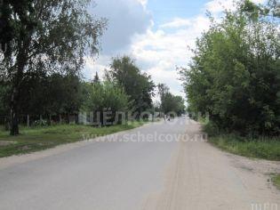 Фото улицы Хотовская города Щелково (д. Хотово)