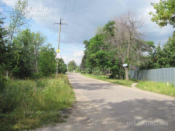 Фото улица Старохотовская г. Щелково (деревня Хотово) - Щелково.ru
