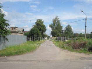 1-й Железнодорожный тупик Щелково