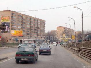 Город Щелково. Пролетарский проспект в 2003—2007 гг.