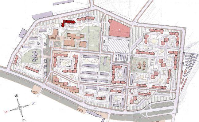 Фото проект планировки микрорайона Жегалово г. Щелково - Щелково.ru