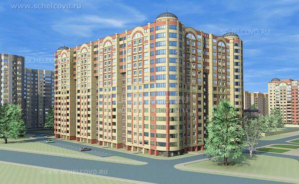 Фото проект жилого дома № 27 по улице Жегаловская г. Щелково - Щелково.ru