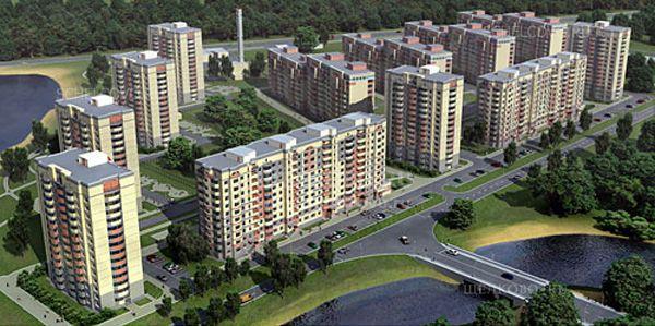 Фото проект жилого комплекса «Свердловский» - Щелково.ru
