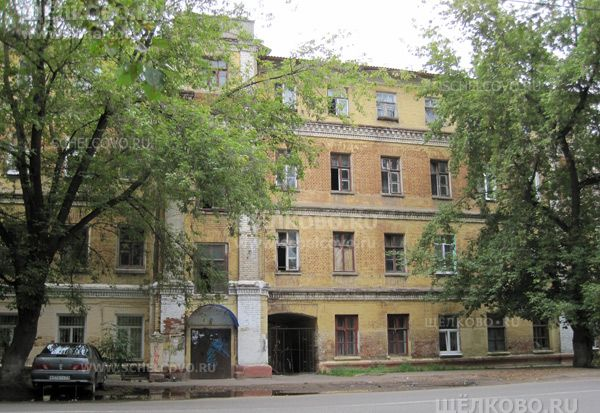 Фото г. Щелково, 1-й Советский переулок, дом 19, корпус 3 - Щелково.ru