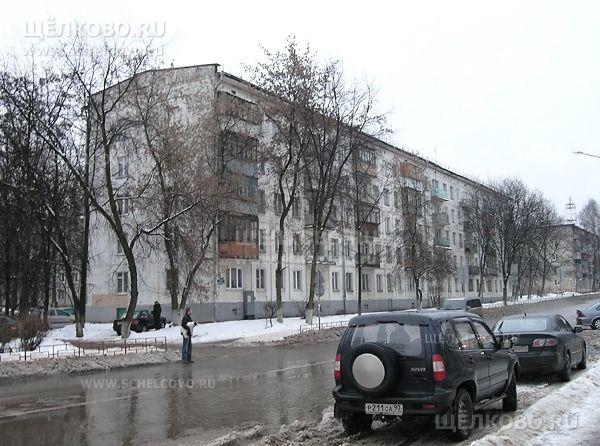 Фото г. Щелково, ул. Комарова, дом 6 - Щелково.ru