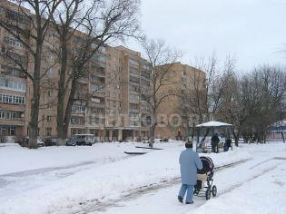Щелково, пр-т Пролетарский, 5 - 26 января 2008 г.
