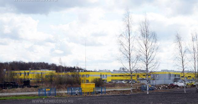 Фото производственный корпус (г. Щелково, Фряновское шоссе, д. 80) - Щелково.ru