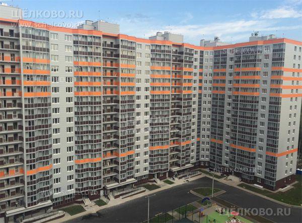 Фото жилой дом «Звёздный» в Щелково (ул. Радиоцентр-5, дом 16) - Щелково.ru