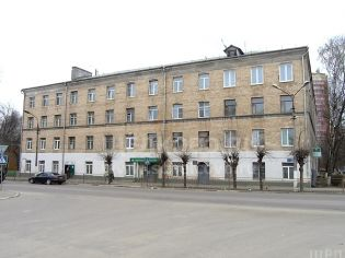 Щелково, переулок 1-й Советский, 12