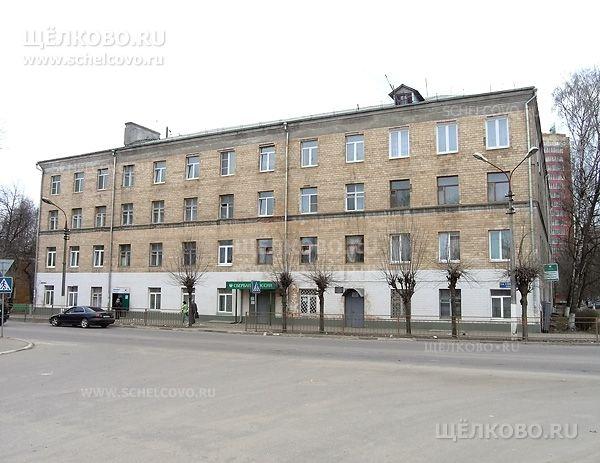 Фото г. Щелково, 1-й Советский переулок, дом 12 (вид с Пролетарского проспекта) - Щелково.ru