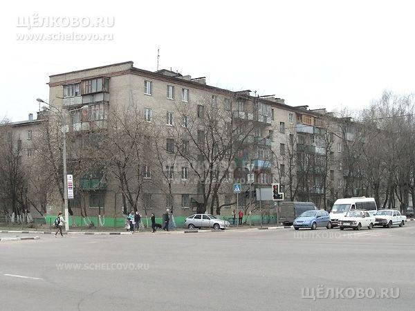 Фото г. Щелково, 1-й Советский переулок, дом6 (на пересечении с Пролетарским проспектом) - Щелково.ru