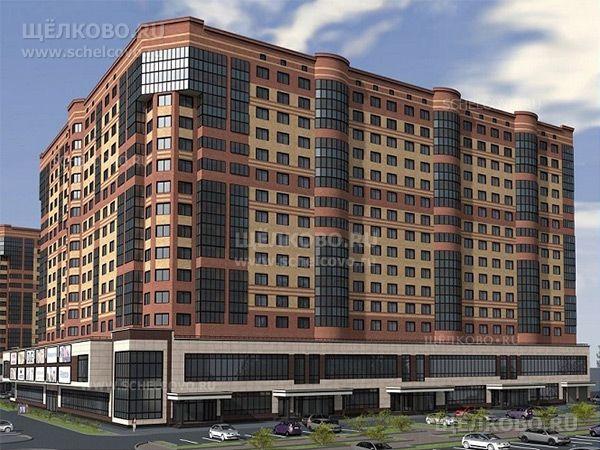 Фото проект 14-этажного жилого дома по улице Центральная в Щелково - Щелково.ru