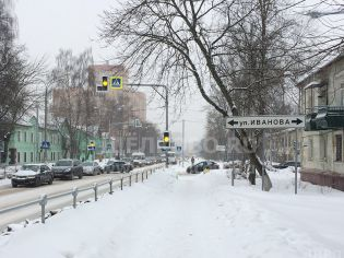 Щелково, ул. Центральная, 27 - 15 марта 2018 г.