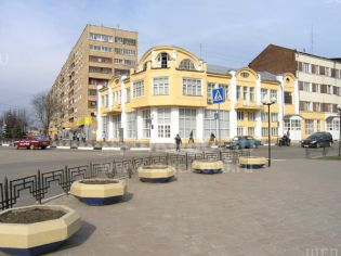 Щелково, ул. Советская, 54 - 7 апреля 2008 г.
