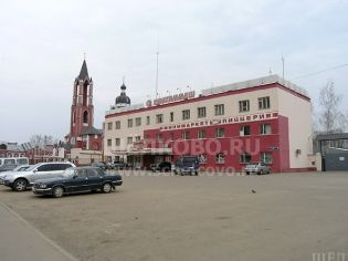 Адрес Щелково, пр-т Пролетарский, храм - 7 апреля 2008 г.