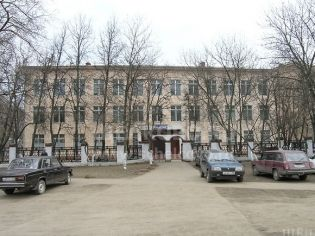 Щелково, пр-т Пролетарский, 6а - 7 апреля 2008 г.