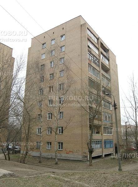Фото г. Щелково, ул. Пустовская, дом10 - Щелково.ru