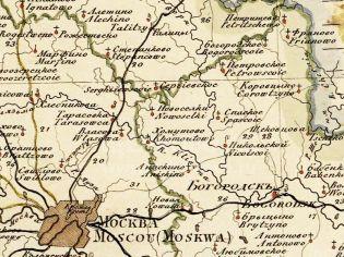 Петровское Щелково