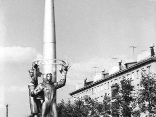 Щелково, ул. Пушкина, 3 - 1967 г.
