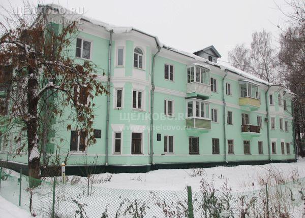 Фото дом № 13 по улице Иванова в Щёлково - Щелково.ru
