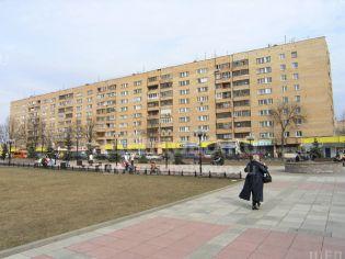 Щелково, пл. Ленина, 1 - 7 апреля 2008 г.