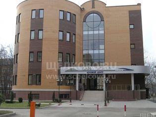 Адрес Щелково, пл. Ленина, 3 (ДЦ «Олимп-Сити») - 7 апреля 2008 г.