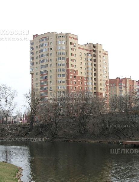Фото г. Щелково, Пролетарский проспект, дом9, корпус3 (вид с набережной Клязьмы) - Щелково.ru