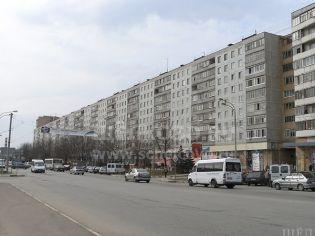 Город Щелково. Улица Талсинская в 2001—2009 гг.