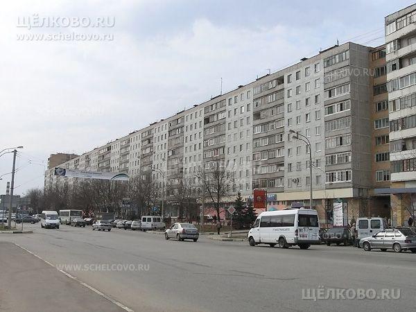 Фото г. Щелково, ул. Талсинская, дом2 - Щелково.ru