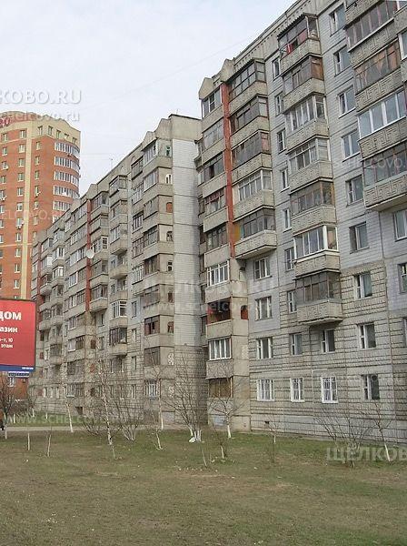 Фото г. Щелково, Пролетарский проспект, дом2 - Щелково.ru