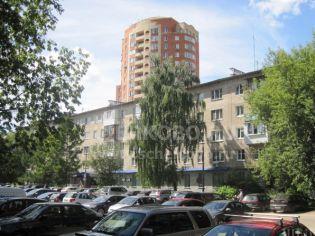 Город Щёлково. Улица Краснознаменская