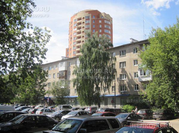 Фото г. Щелково, ул. Краснознаменская, дом 6 (вид со двора) - Щелково.ru