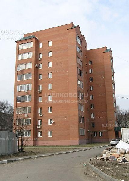 Фото г. Щелково, 1-й Советский переулок, дом4б - Щелково.ru